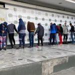 Caen 26 delincuentes que tenían atemorizados a comerciantes y conductores en Bogotá