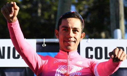 Soachuno Daniel Martínez gana etapa 13 del Tour de Francia