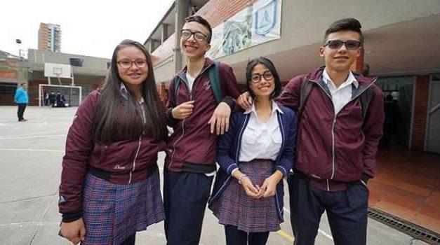 Vuelven las clases presenciales a Bogotá