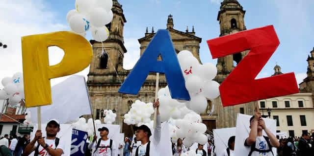 Sondeo indica que  es negativa la percepción sobre  el cumplimiento del  acuerdo de paz