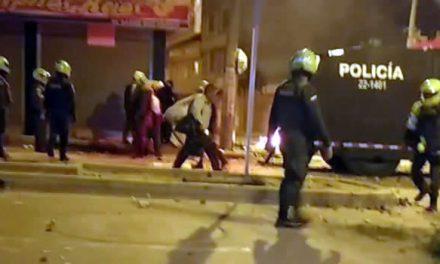 Autoridades dicen que van once muertos en Bogotá y Soacha tras las protestas