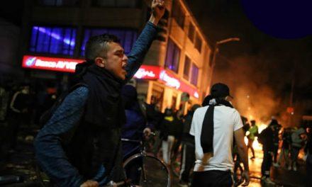Movimiento Comunal culpa al Estado de protestas y muertes  de esta semana