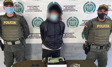 Capturado venezolano por robar en estación de Transmilenio La Despensa en Soacha