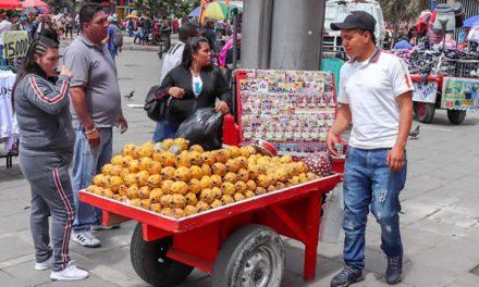 Vendedores informales de Bogotá estarían amparados por muerte e incapacidad