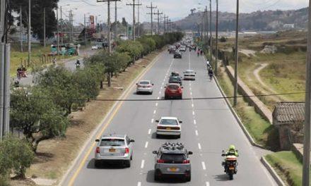 Se suspende 'pico y placa' del puente de Reyes en Soacha