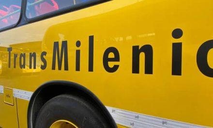 Amarillo, el color que escogió Transmilenio para los nuevos Euro VI
