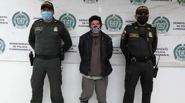 """Asesinan a dos """"hermanitos"""" en Zipaquirá, capturan  al padre de los menores"""