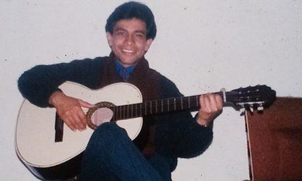 Con Carlos Galeano la balada sigue viva en Soacha
