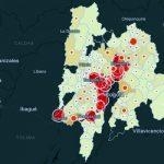 Cundinamarca atrapada por el COVID, ya son 109 municipios contagiados