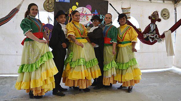 Barrio Panorama finalizó su proyecto de baile 'Formando talentos al ritmo de la danza'