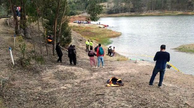 Se ahoga menor de 10 años en un embalse de Cundinamarca