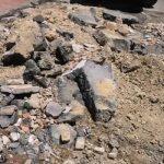 Amenazan con tapar vía en Soacha si Empresa de Acueducto no arregla lo que rompió