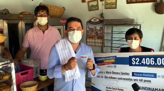 Cundinamarca entregará más de $20 mil millones como capital de trabajo a comerciantes