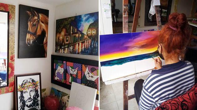 Galería Vicky Solanilla, un lugar para el arte y la creatividad en Soacha