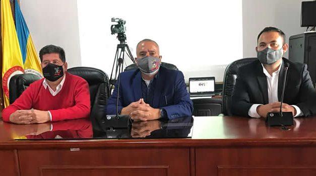 Se eligió Mesa Directiva del Concejo de Soacha