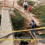 Comunidad de Soacha construyó puente que alcaldía no quiso hacer