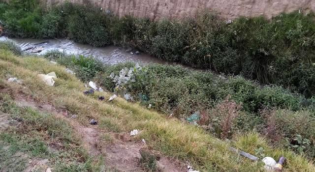Río Soacha: S.O.S en los sectores de Cien Familias y el Paraíso