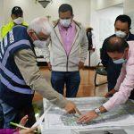 Revisan áreas de conservación arqueológica en trazado de fases II y III de Transmilenio Soacha