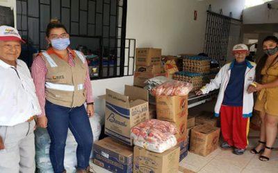 Abuelitos de Guaduas fueron beneficiados por el proyecto Ruta del Sol