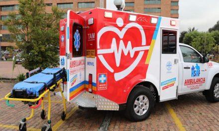 Gobernador entrega nueva ambulancia a hospital Mario Gaitán Yanguas