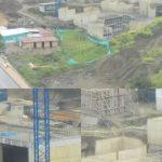 Suspenden construcción de cementerio en La Calera