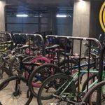 Bogotá estrena cicloparqueaderos en el CAD