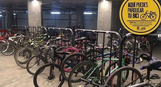Bogotá tendrá más parqueaderos gratis para bicicletas