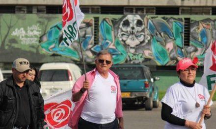 Movilización de excombatientes llega este fin de semana a Bogotá