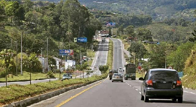 Inician obras del tercer carril de la vía Bogotá – Girardot