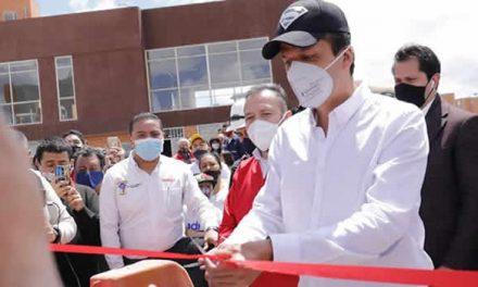 Se inauguran obras viales en Soacha que agilizarán conexión con Bogotá