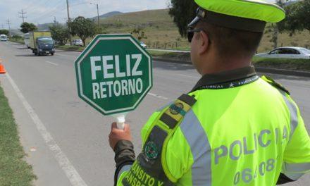 Conozca el plan retorno para ingresar a Bogotá este lunes 12 de octubre