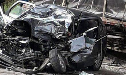 Grave accidente de tránsito en la vía Villeta-Guaduas