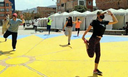 La ciclovida de este domingo viene llena de actividad física y ciclopaseos en Soacha