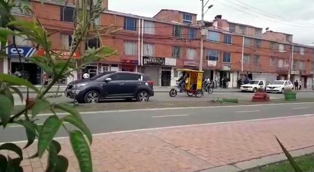 Alta velocidad de bicitaxistas sigue ocasionando accidentes en vías de Soacha