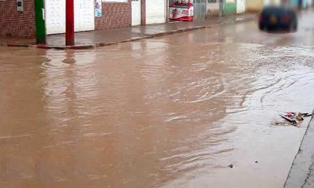 Comunas y barrios de Soacha más afectados y con alto riesgo por las lluvias