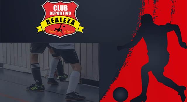 Superliga Nacional de Microfútbol en Soacha, Club Realeza juega en el coliseo León XIII