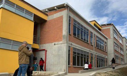 32 aulas conforman nueva infraestructura educativa en Soacha