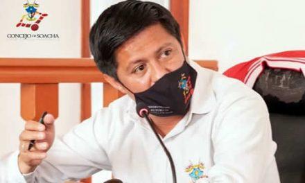 'Respete a los soachunos, Ministra': concejal Wilson Rodríguez