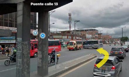 Este lunes sí se cerrarán cruces en Soacha por Pico y Placa en AutoSur