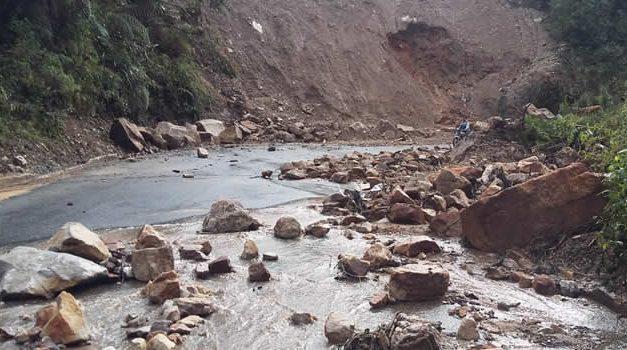 Ya son 47 municipios de Cundinamarca en alerta naranja por lluvias