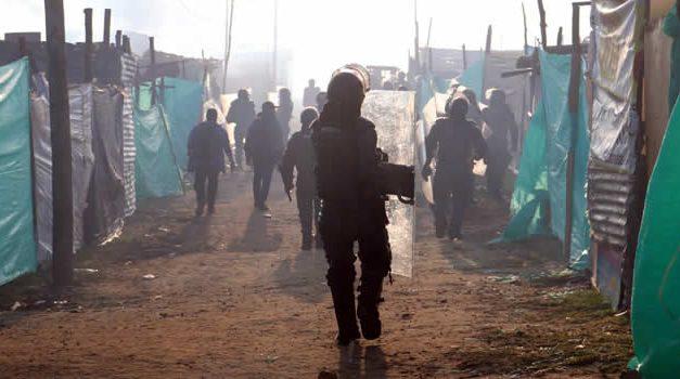 Concluyó desalojo de 500 familias en comuna cuatro de Soacha