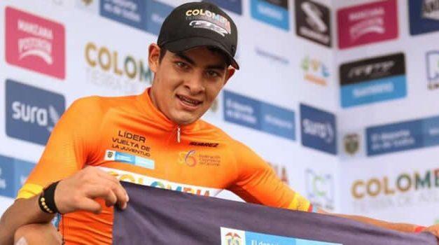 Doblete del boyacense  Diego Camargo: campeón de la Vuelta a Colombia y de la Juventud