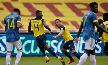 43 años duró Colombia sin recibir 6 goles en eliminatorias