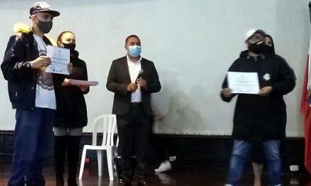 Soacha entregó incentivos económicos y diplomas a los artistas del municipio