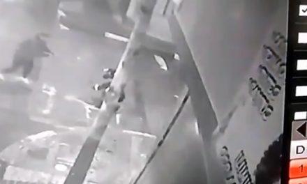 Delincuentes le disparan a hombre por robarle su motocicleta en Bogotá