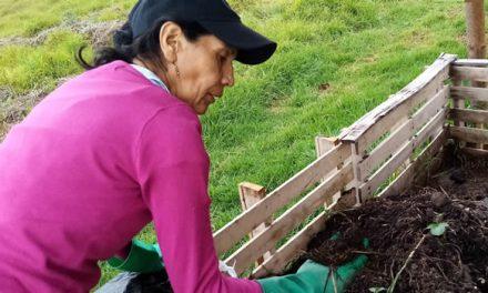 Humedal Neuta de Soacha, una riqueza natural al cuidado de Dora Vásquez