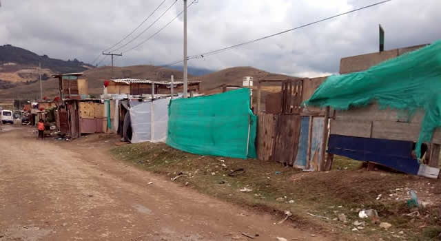 No paran las invasiones en Soacha