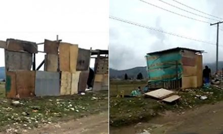 Crece invasión en comuna uno de Soacha y residentes reclaman desalojo