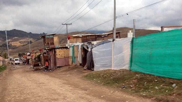 Venezolanos siguen engrosando cinturones de miseria en Soacha