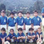 Luis Velasco, el profe de fútbol de los soachunos